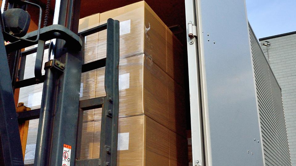 荷台・庫内の製品の変質・劣化を防ぐ